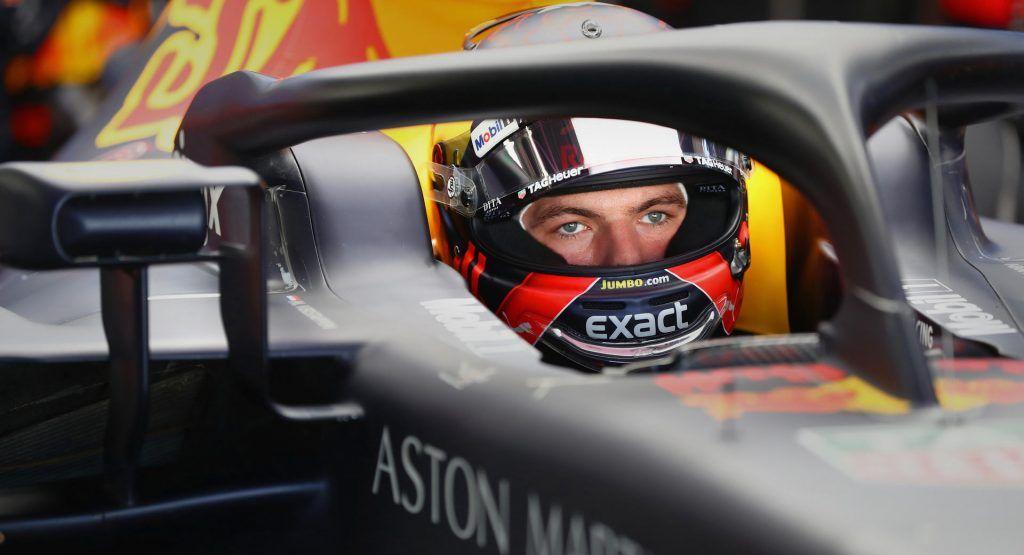 RBR's Max Verstappen Won't Miss Renault Engines, Looks