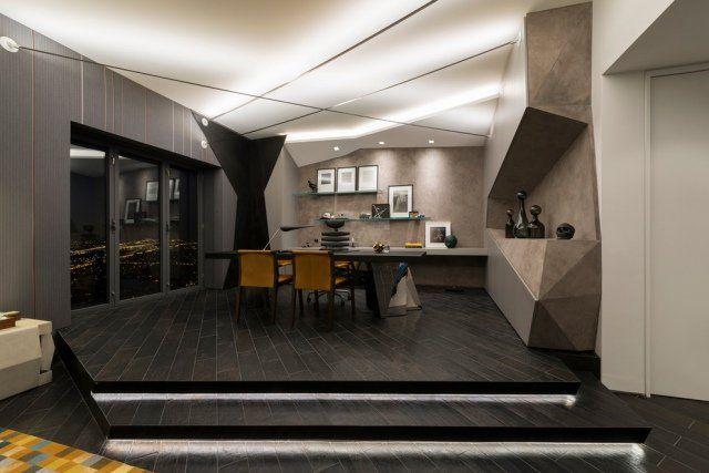 Éclairage LED Indirect Idées Tendance Pour Chaque Pièce - Spot led meuble cuisine pour idees de deco de cuisine