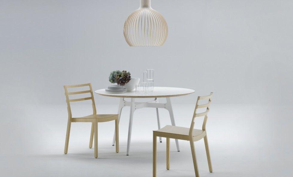 Tavolo bio glass con piano in legno massello con bordo corteccia ...