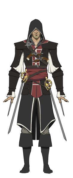 [AC4 BF] Assassins in Black - Edward