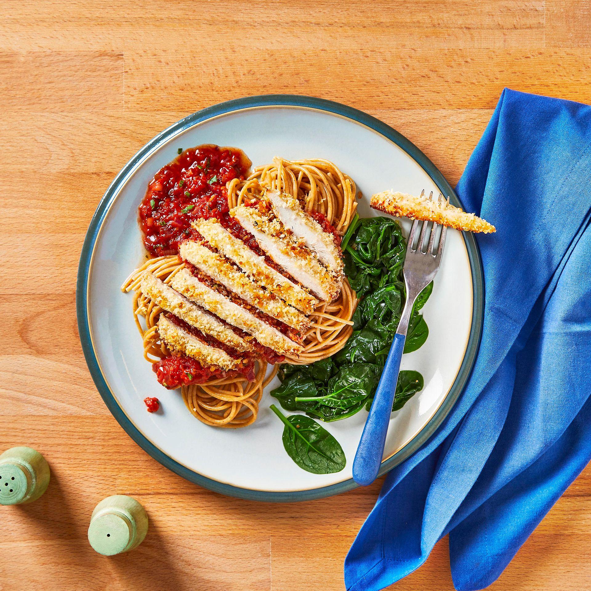 Recipes Quick And Easy Dinner Ideas Recipe Milanese Recipe Gousto Recipes Recipes