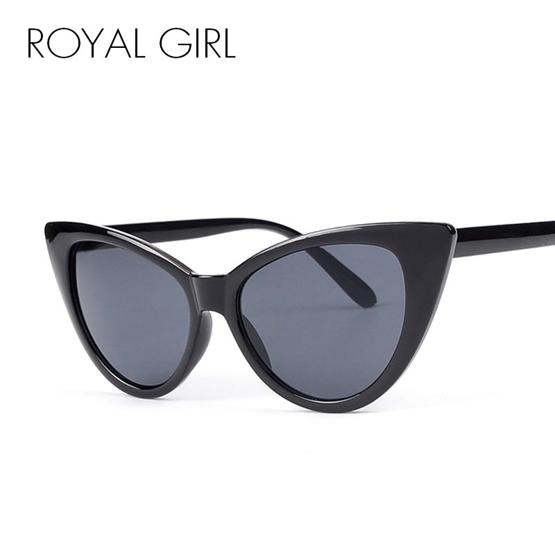 f70a7ee905 ROYAL GIRL Super Popular Sexy Mod Chic Cat Eye Sunglasses Women Inspired Retro  Sun Glasses Shades ss048   Price   10.99   FREE Shipping     hashtag3