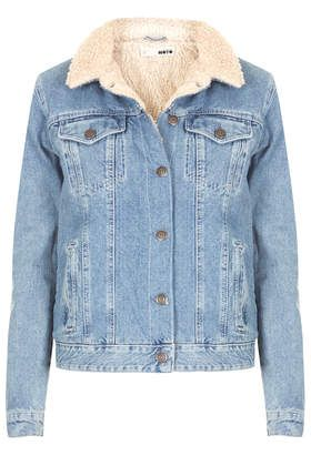 Denim Jackets With Fur - JacketIn