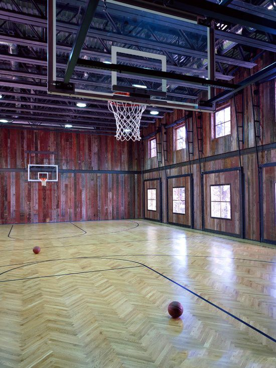 Cool Home Basketball Court Would You Love To Have This Home Lending Homeloan Mortgage Loan Bask Home Basketball Court Home Gym Flooring Home Gym Design