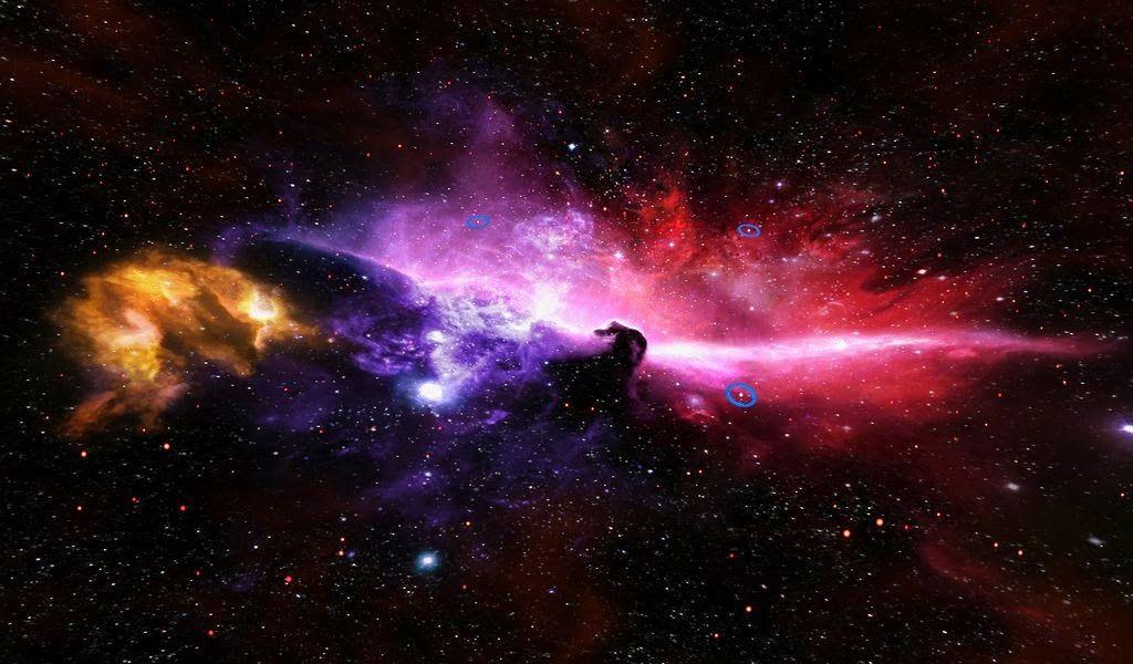 Tumblr En Iyi 25 Arka Plan Resimleri Gece Uzay Yildizlar Denenecek