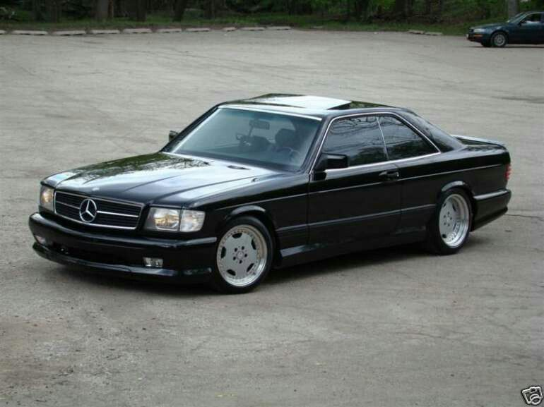 Mercedes SEC AMG