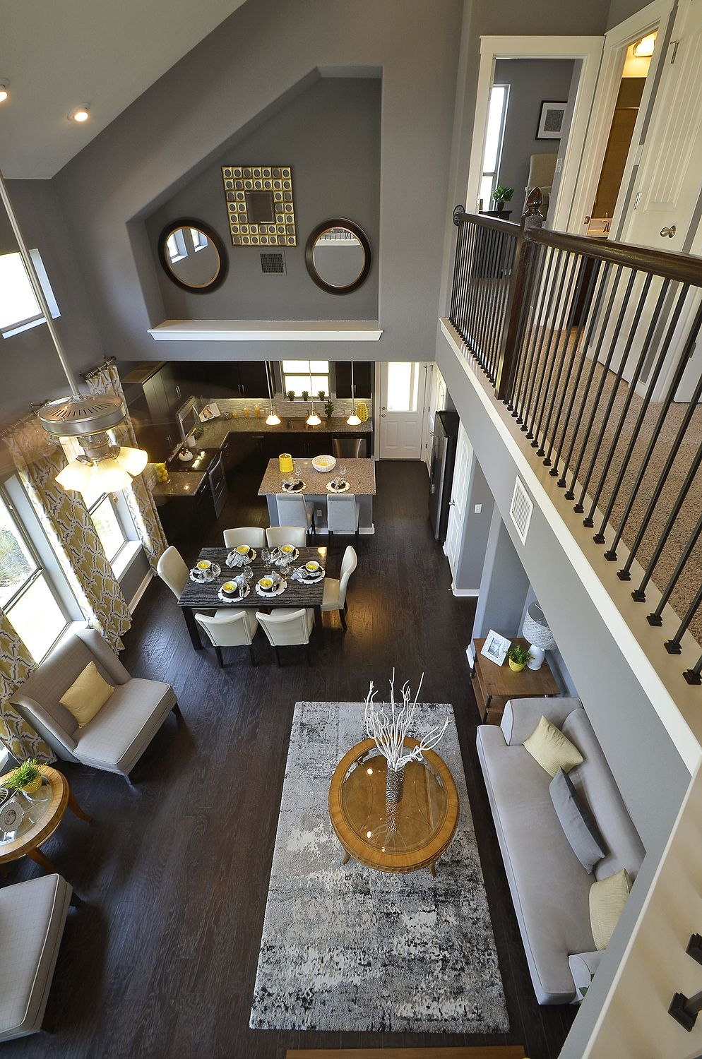 Preston village in 2019 austin tx dream homes living - What to do with an extra living room ...