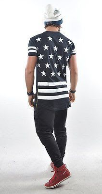 7640fbb8f3 Camisetas Longline Masculina - Leandro Abranjo