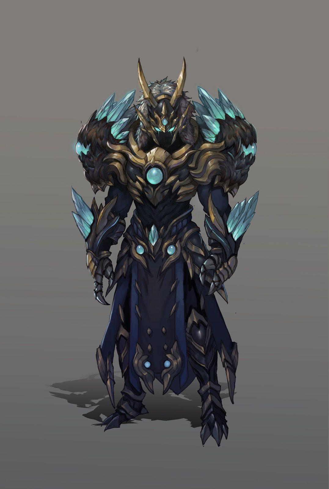 Pin On Concept Art Wolf knight #fantasy #fantasyart #armor #conceptart #characterdesign #character #knight. pin on concept art