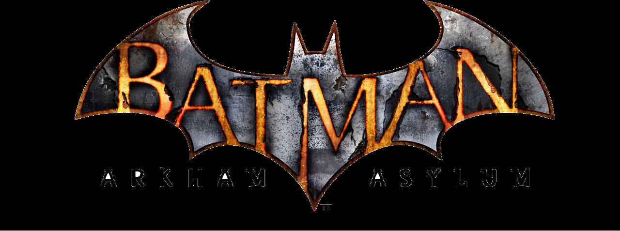 Logodesign Arkham Asylum Batman Arkham Asylum Batman Arkham