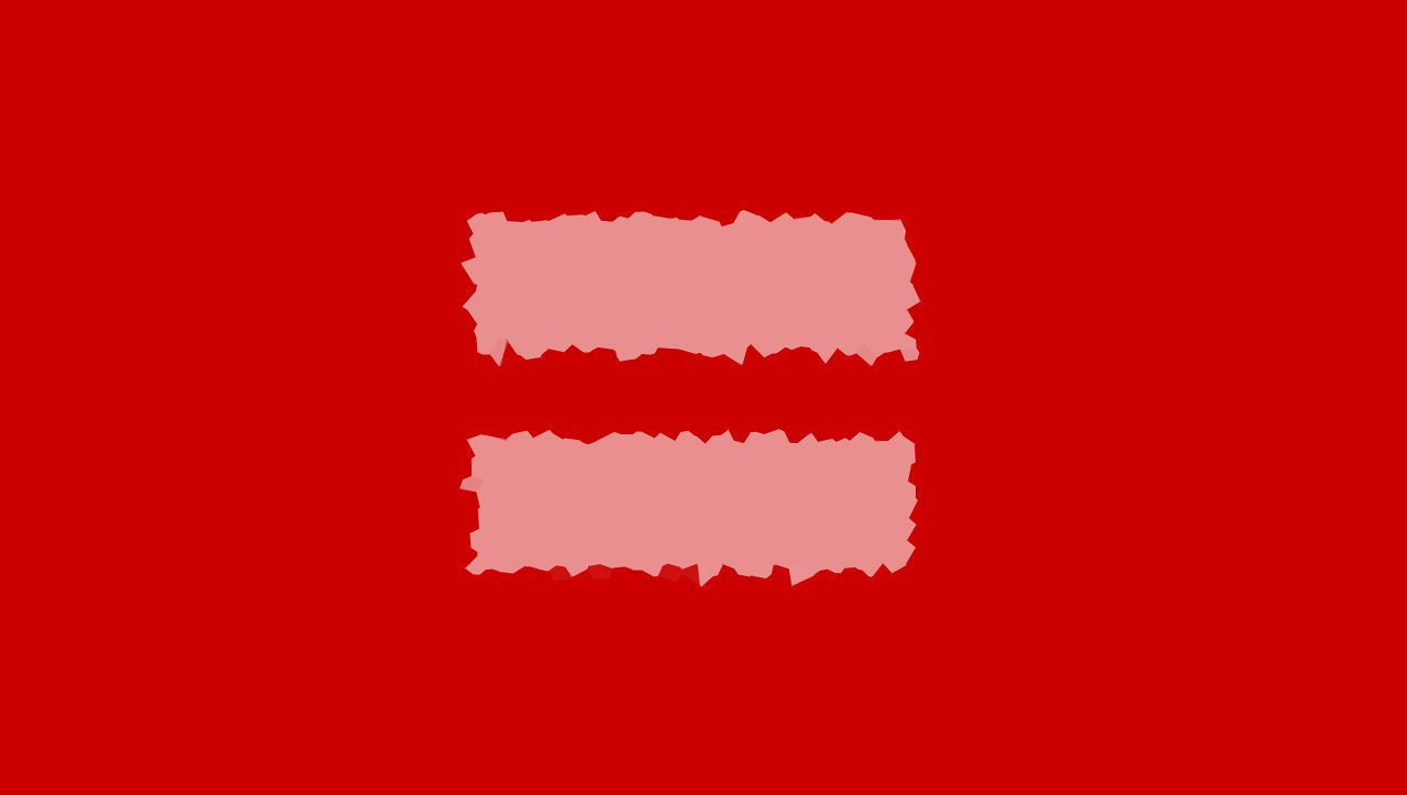 How Facebook Measured Gay Marriage Support With An Equals Sign | Co.Design | business + #design #red