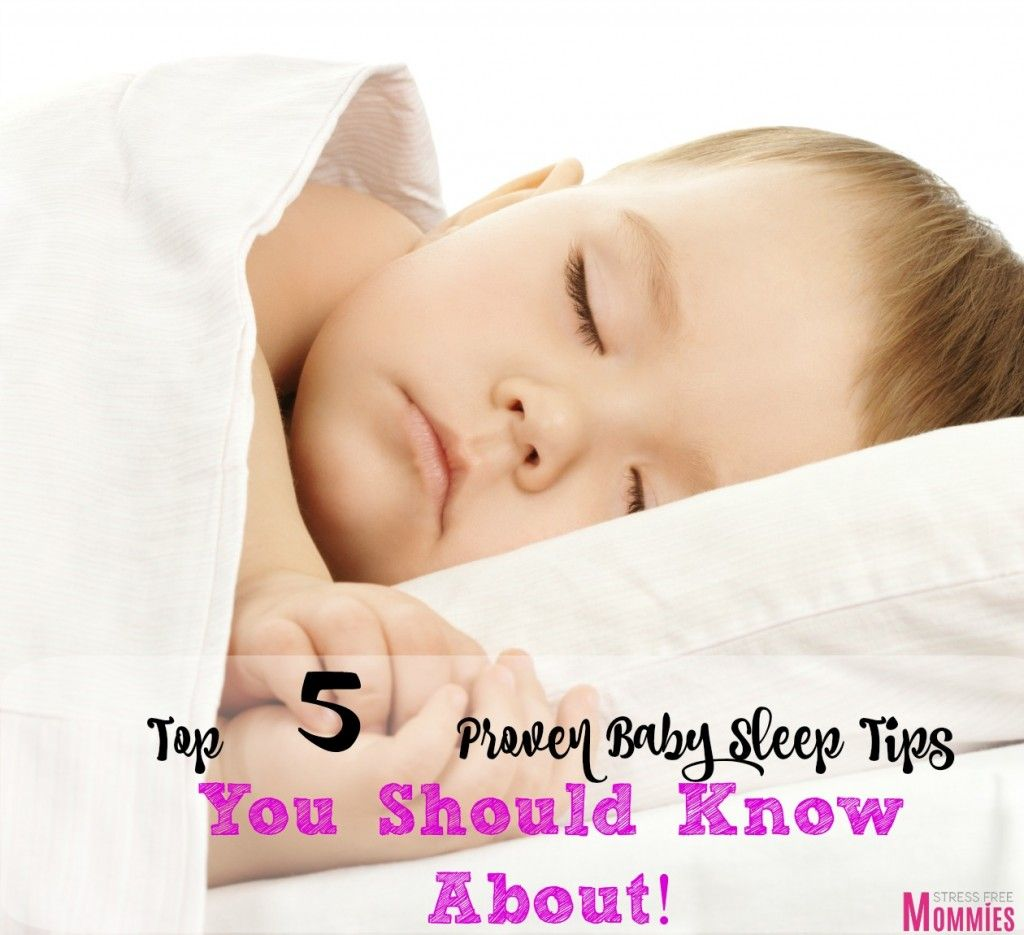 Top 5 Proven Baby Sleep Tips You Should Know About Baby Sleeping