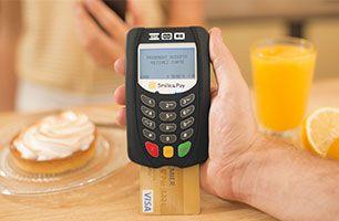 Acceptez la carte bancaire grâce à Smile&Pay