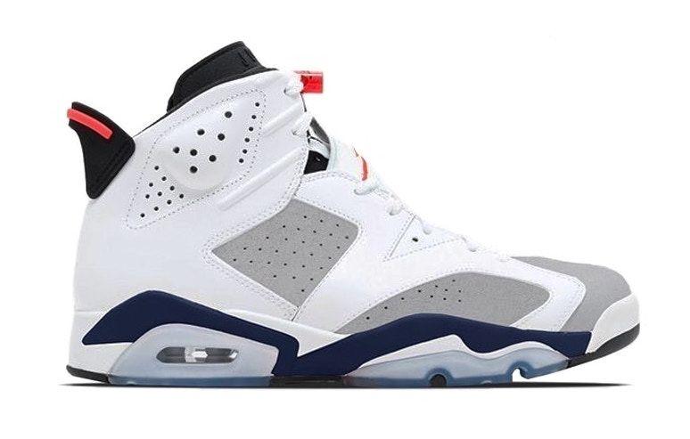 5e3efe4e530f Air Jordan 6 Tinker 384664-104 Release Date - Sneaker Bar Detroit ...