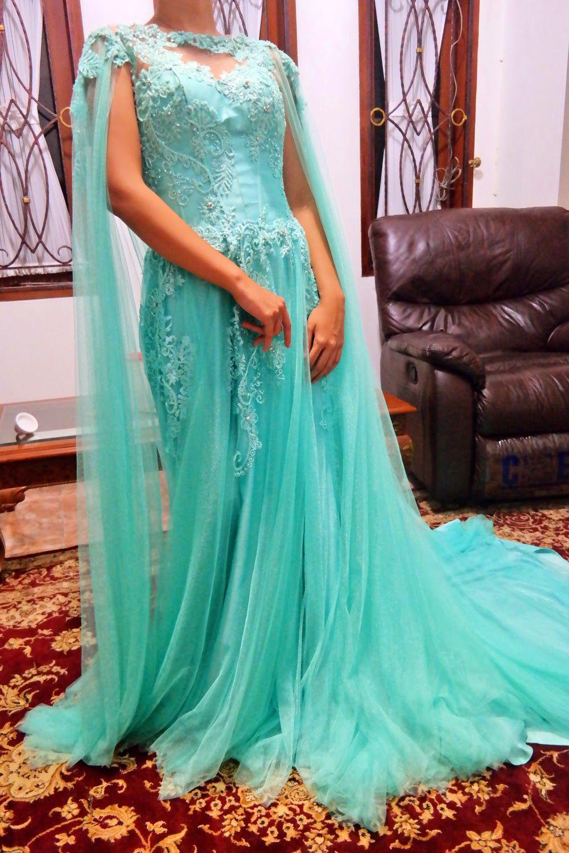 Princess Gown for Prewedding | Kebaya | Pinterest | Kebaya, Gowns ...