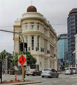 The Wellington Bldg,  Lambton, Wellington,  New Zealand