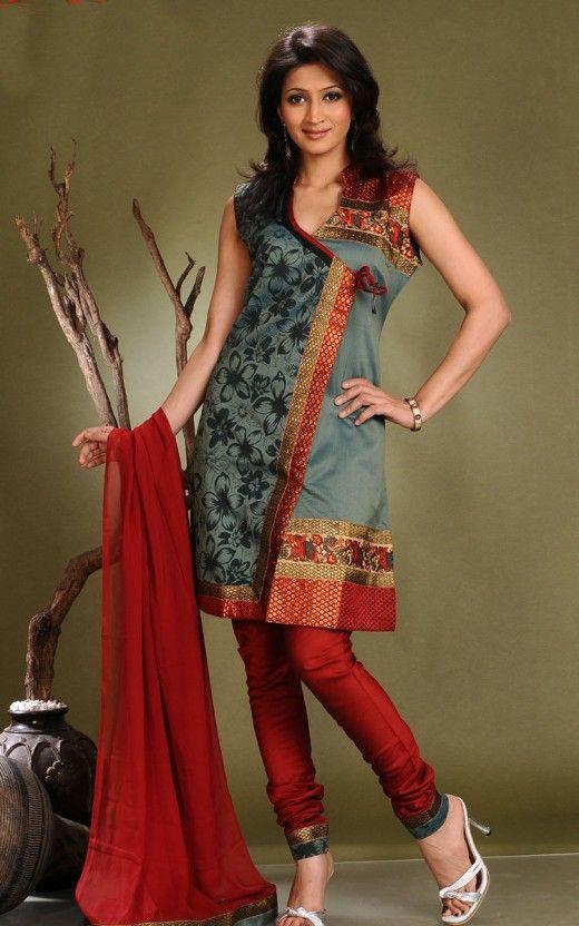 Hot indian girl in salwar