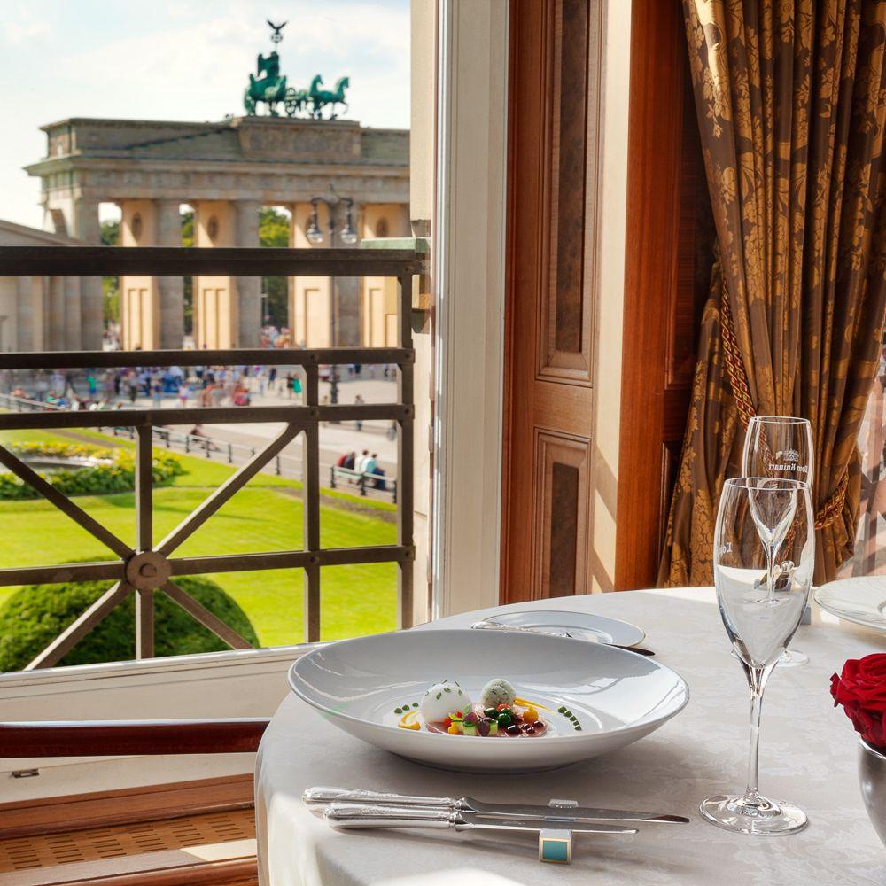 Esszimmer Berlin restaurant lorenz adlon esszimmer berlin restaurants
