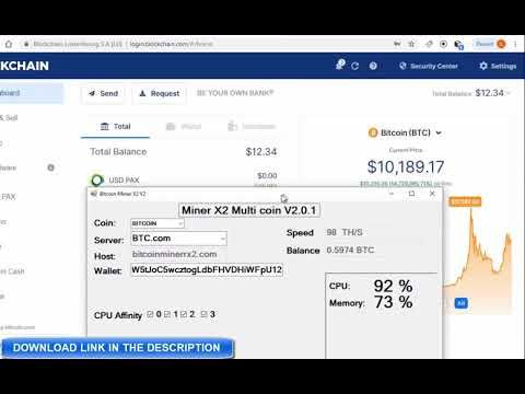 Cryptocurrency mining software review