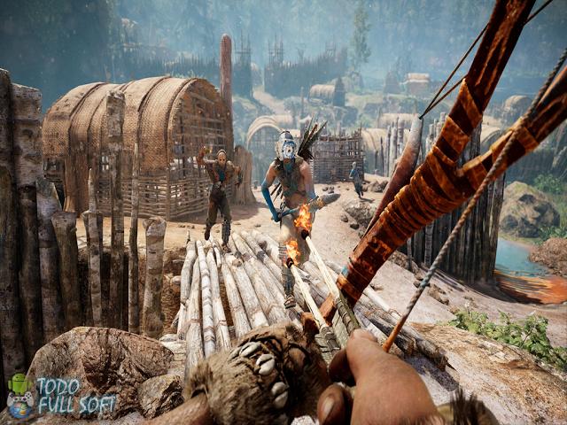 Far Cry Primal Para Pc Far Cry Primal Fire Emblem New Survivor