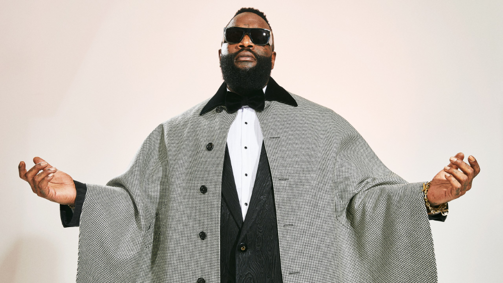Rick Ross On His New Album Being A Boss And Pickup Games With Kanye West Rick Ross Kanye West Style Kanye West