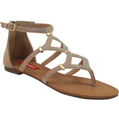 4558f6a7b07c03 Unionbay Nebula Slide Sandals - Womens Black