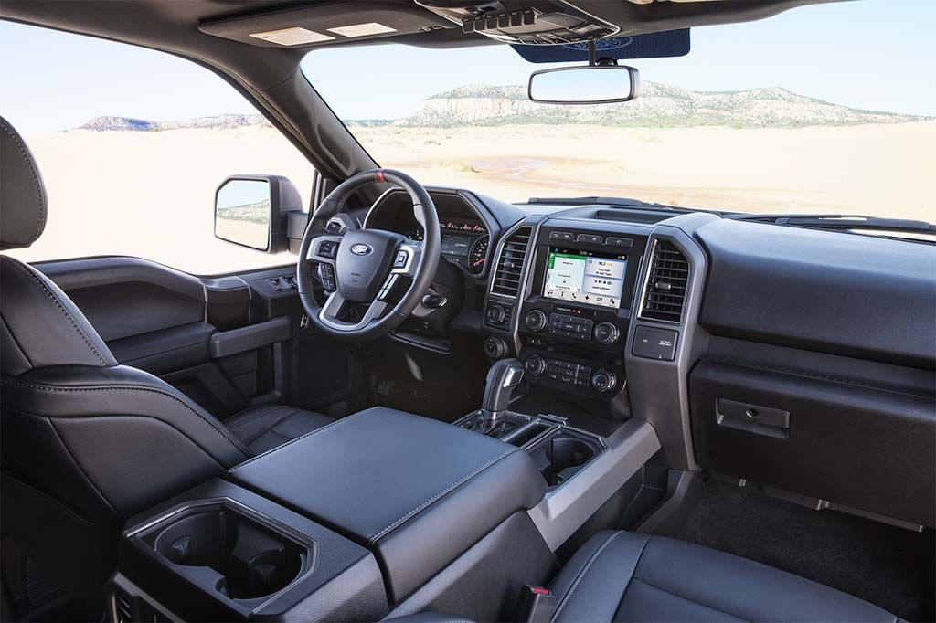 Ford F 150 Raptor Interior With Images Ford Raptor Ford