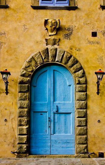 Nipozzano Castle DoorMaria Teresa Loos - Google+