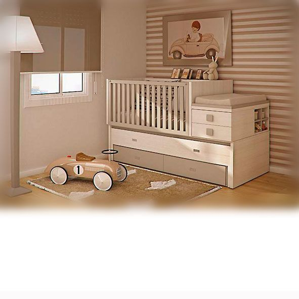 cunas convertibles - Buscar con Google | baby drawers | Pinterest ...