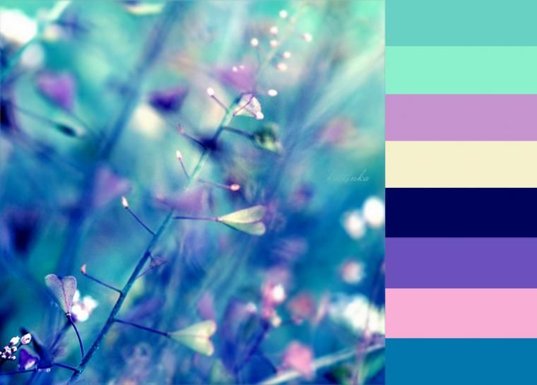 Чарующий фиолетовый - Ярмарка Мастеров - ручная работа, handmade
