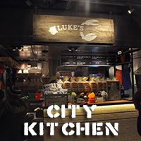 #FoodHalls #CityKitchen #LukesLobsters