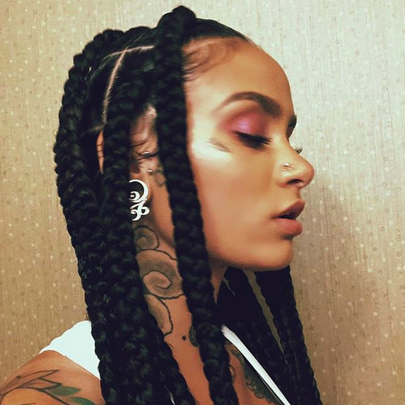 See How These Celebrities Rocked Braids In 2018 (So Far) And Slayed