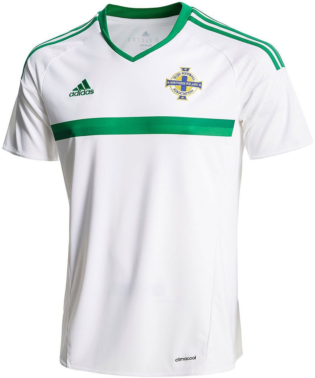 Northern Ireland 2016 Euro Adidas Away Kit Shirts