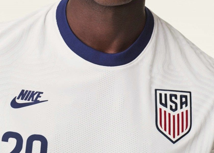 Usa 2020 21 Nike Home And Away Jerseys Football Fashion Org In 2020 Soccer Shirts Soccer Fans Football Cheerleaders