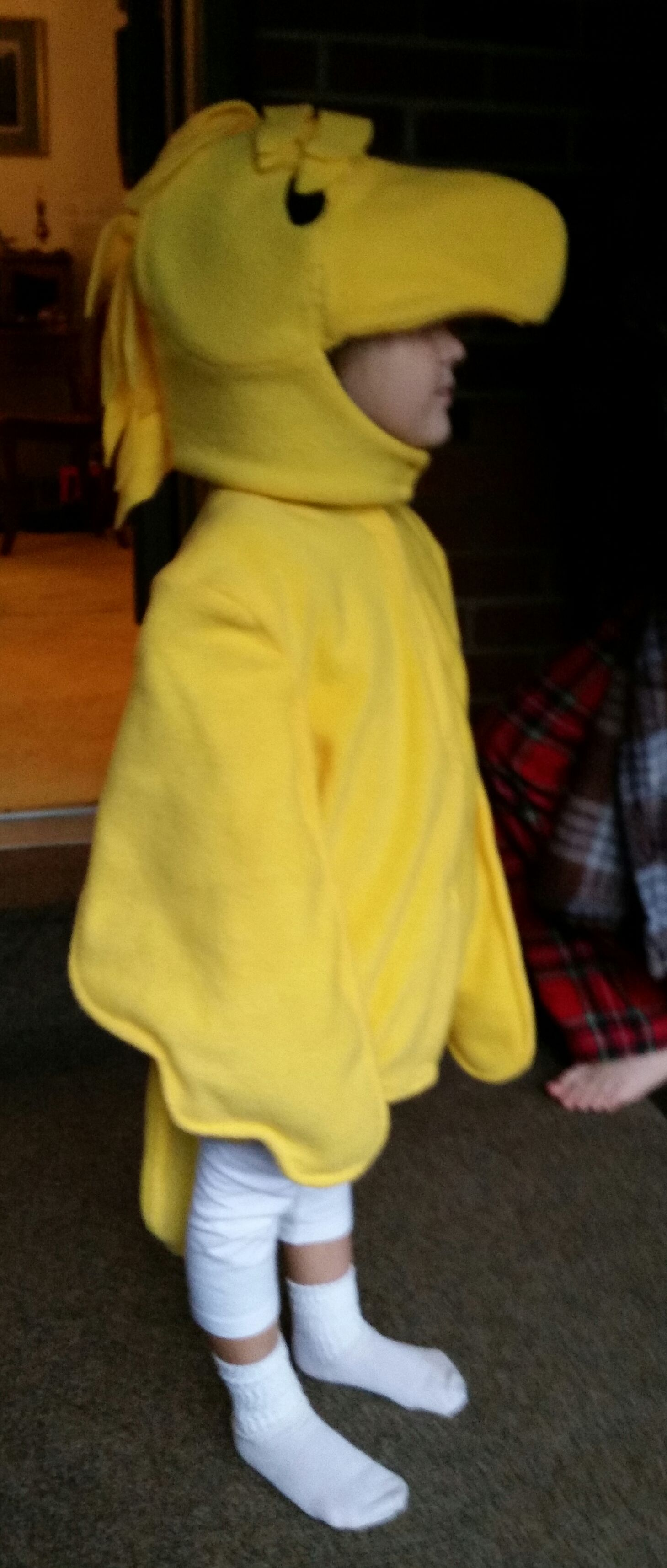 Baby and Toddler Deluxe Peanuts Woodstock Costume - Peanuts ...