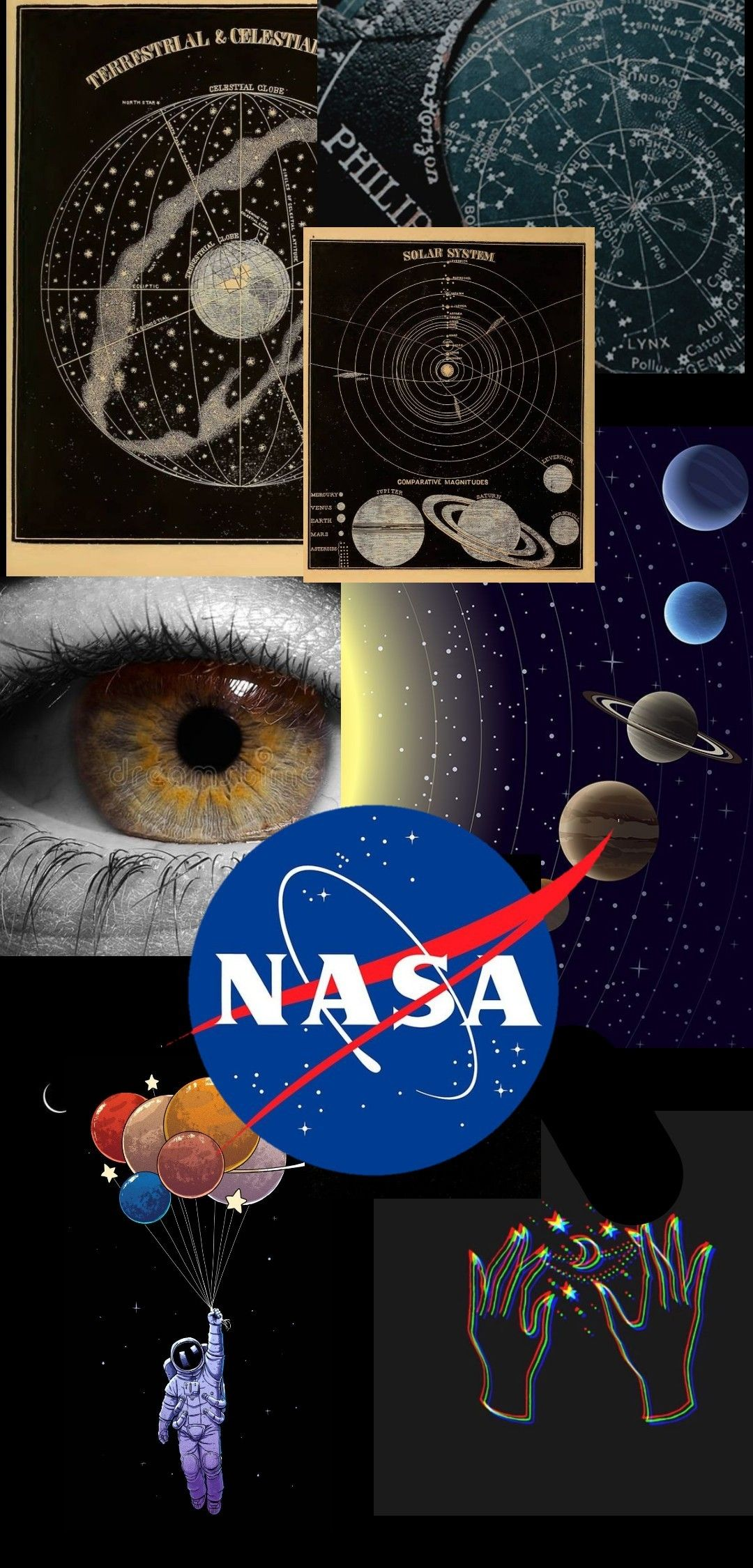 astronomy aesthetic wallpaper wallpaper cantik iphone