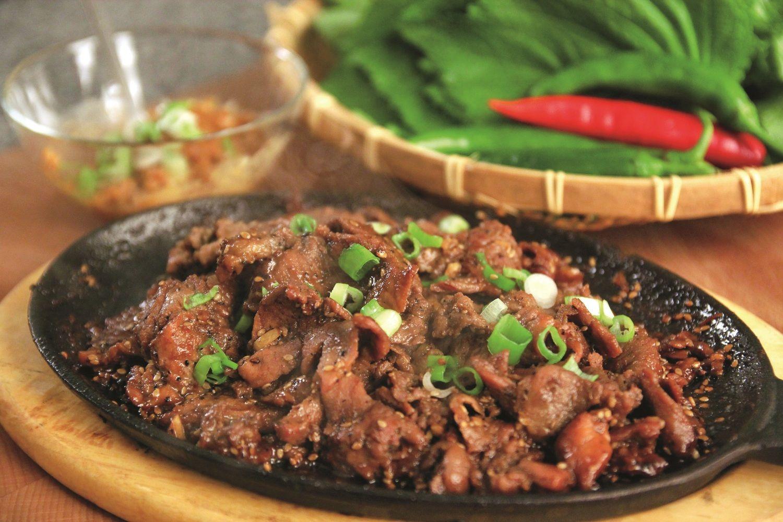 Bulgogi From Maangchi's Real Korean Cooking   Bulgogi ...