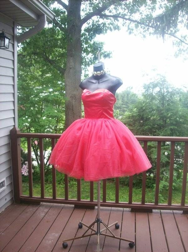 Vintage 80s Repro Prom Party Dress Xl Prom Party Dresses Prom And