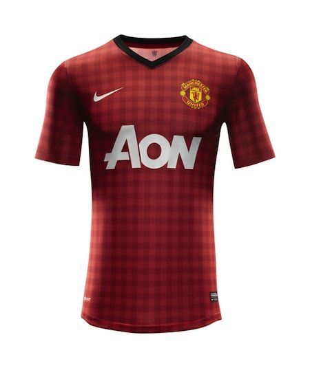 official photos 90b20 45c03 Manchester United unveil new 'tablecloth' home kit | Sport ...