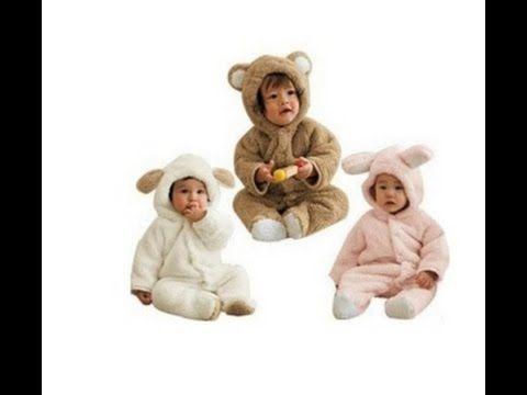 ملابس اطفال حديثى الولادة شتوية صبيان وبنات Baby Winter Winter Baby Clothes Winter Animals