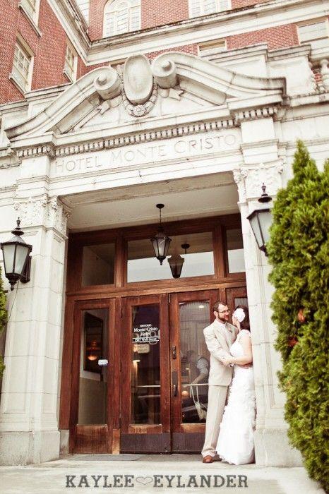 Monte Cristo Vintage Anthro Wedding 7 466x700 Venue Everett