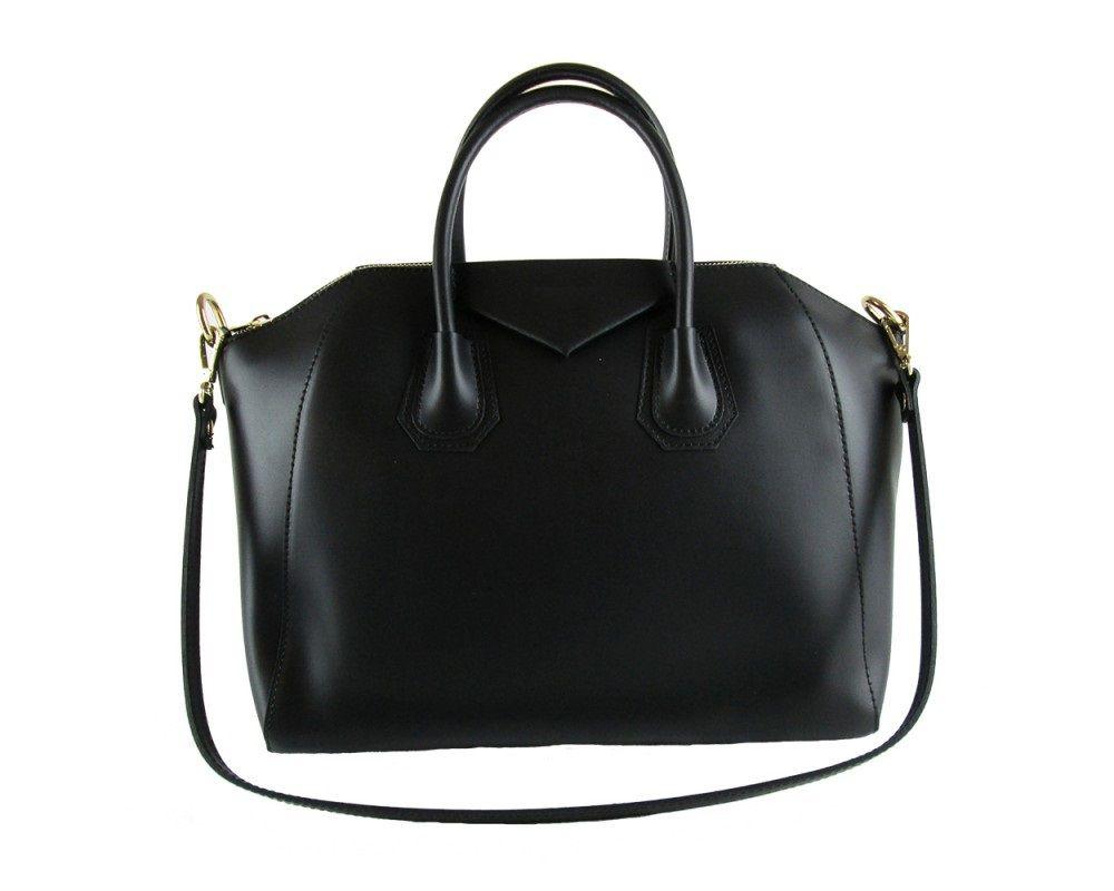orologio 27411 4de49 Borsa modello Givenchy in vera pelle con tracolla lunga ...