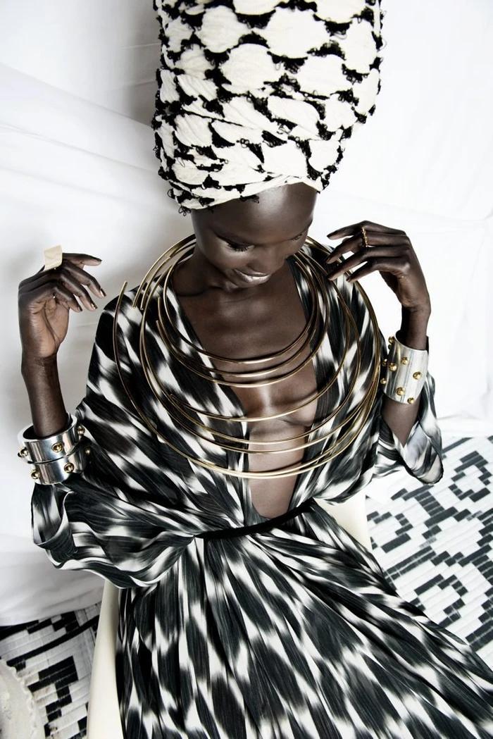Sokhna Kimono Dress