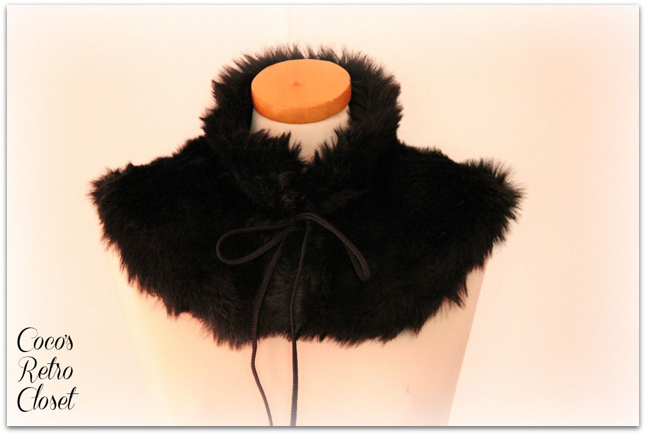 Removable Fake Fur Collar (some tips)