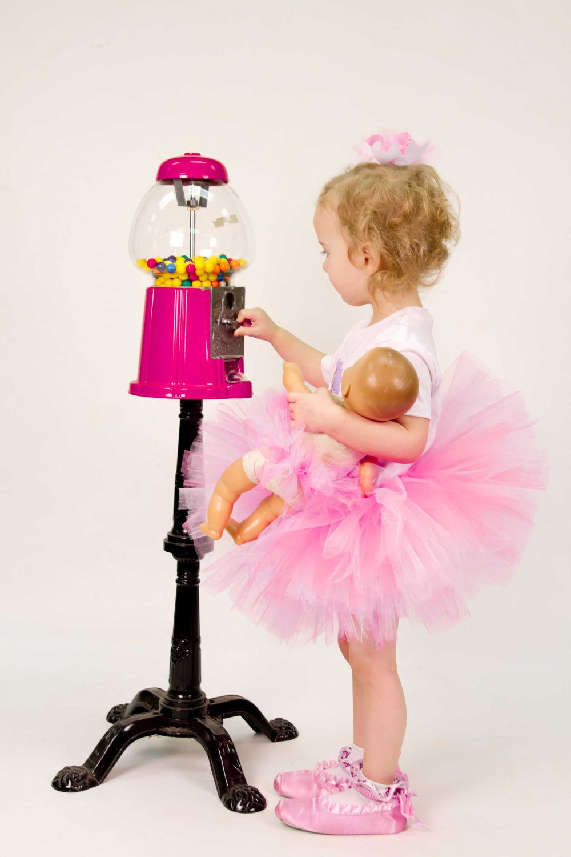 Ballerina Ballet Pink Tutu Set  $45
