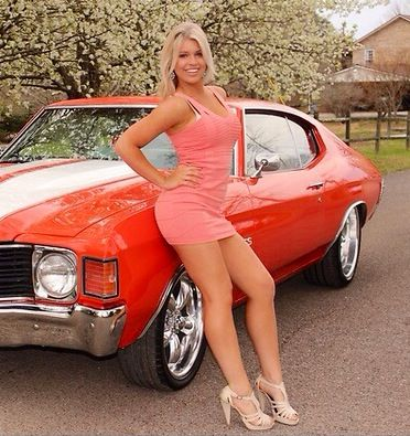 Chevelle and hot babes photos