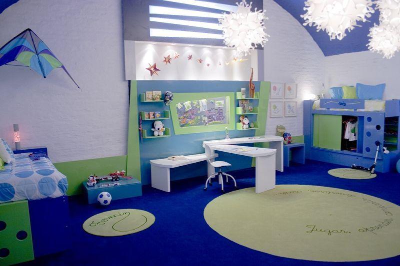 decoracion infantil de interiores