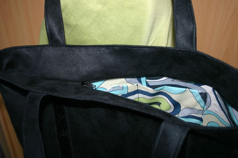 sac à paillettes :tuto bis naniecousette | Tutos sacs