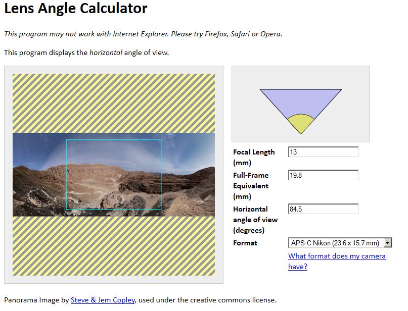 Field Of View Focal Length Focal Length Focal Distance Pinhole Photography