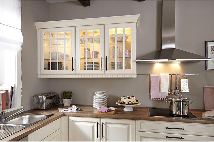Einbauküchen von nobilia bei Landhausküche, Haus küchen